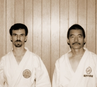 Norio KAWASOE Shihan