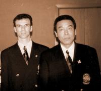 Shigeyuki ICHIHARA Shihan